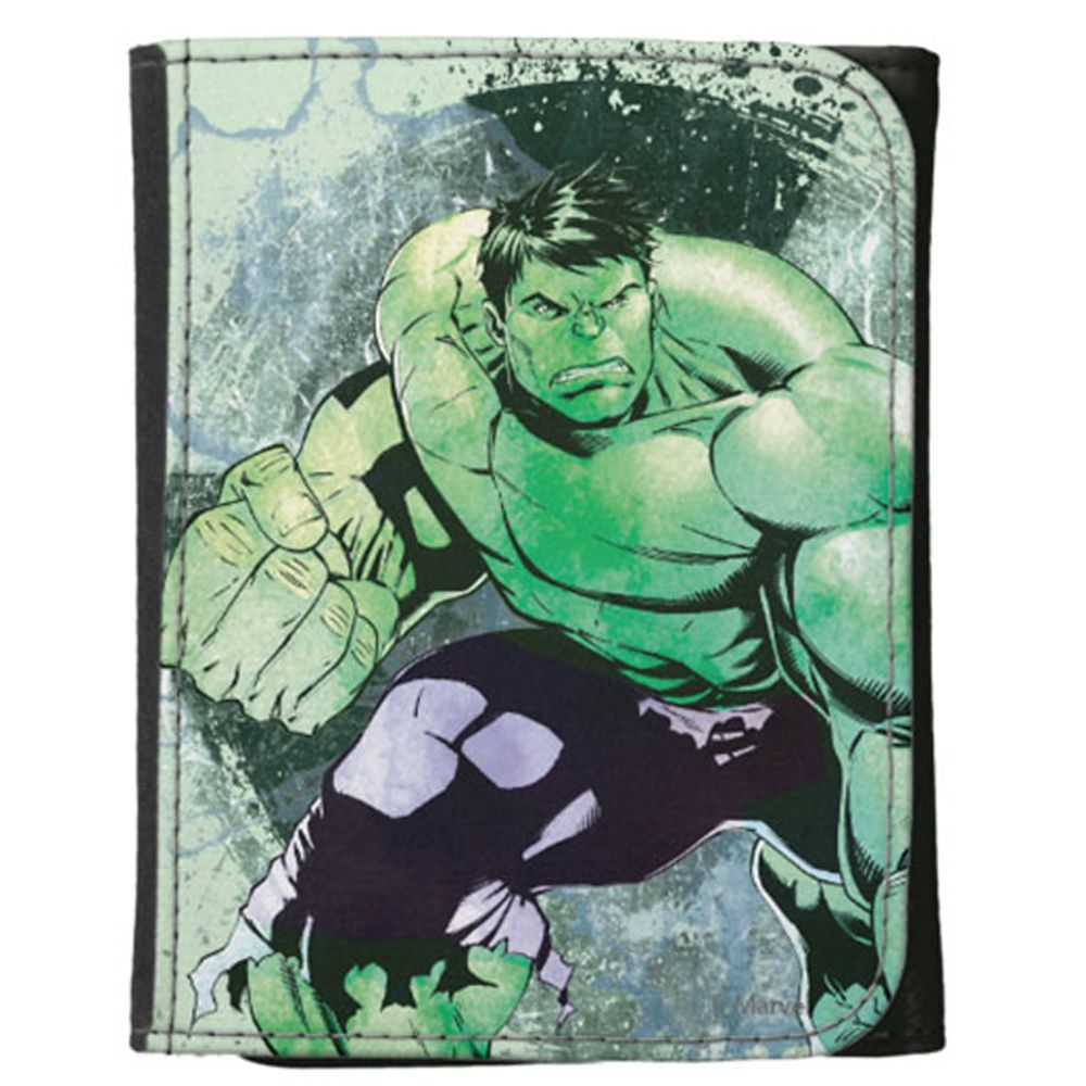 Hulk Canvas Wallet for Kids  Customizable Official shopDisney