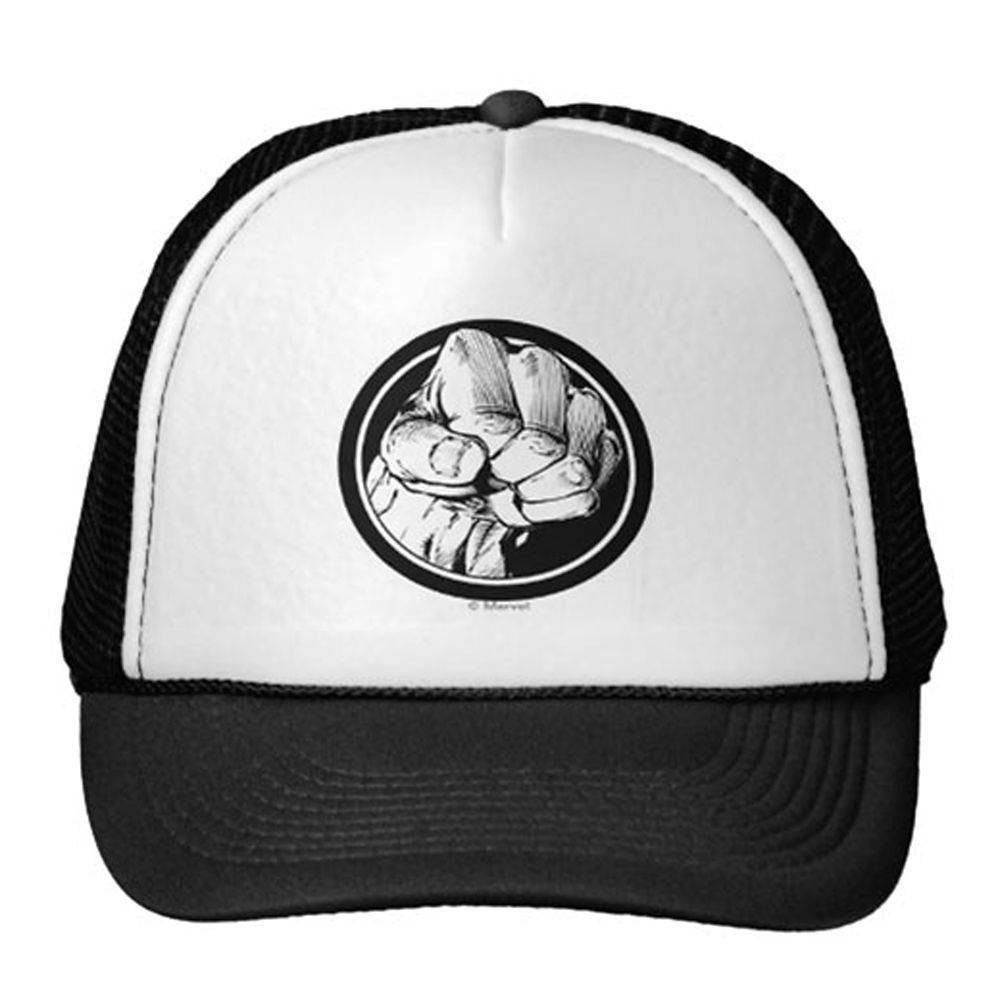 Hulk Trucker Hat for Adults – Customizable