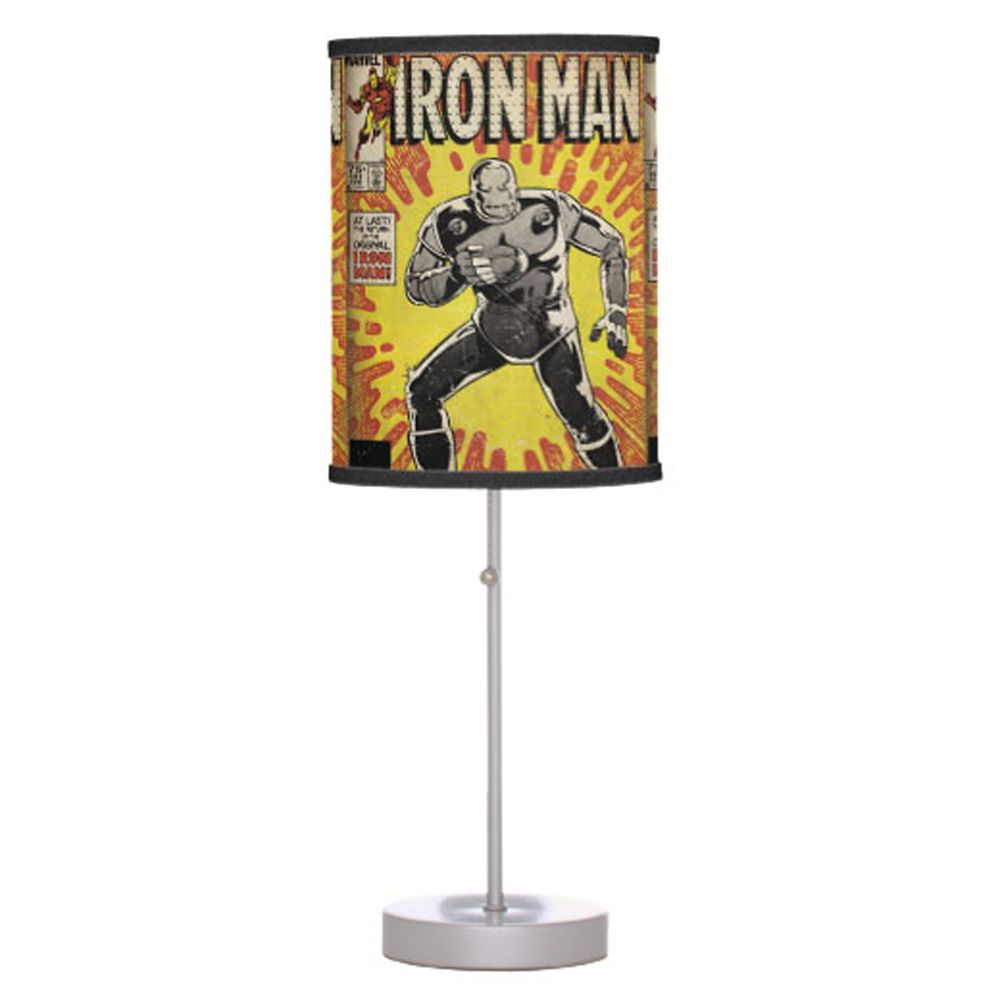 Iron Man Lamp – Customizable