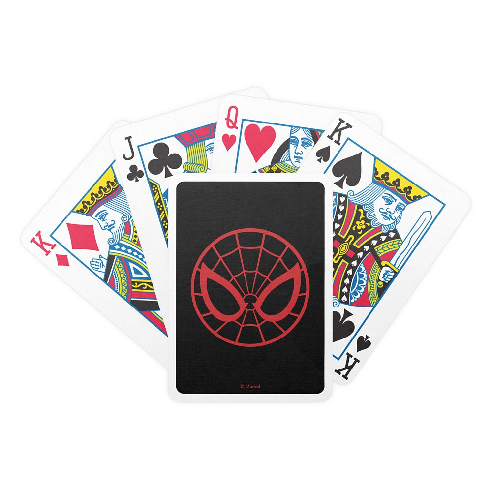 Spider-Man Playing Cards – Customizable