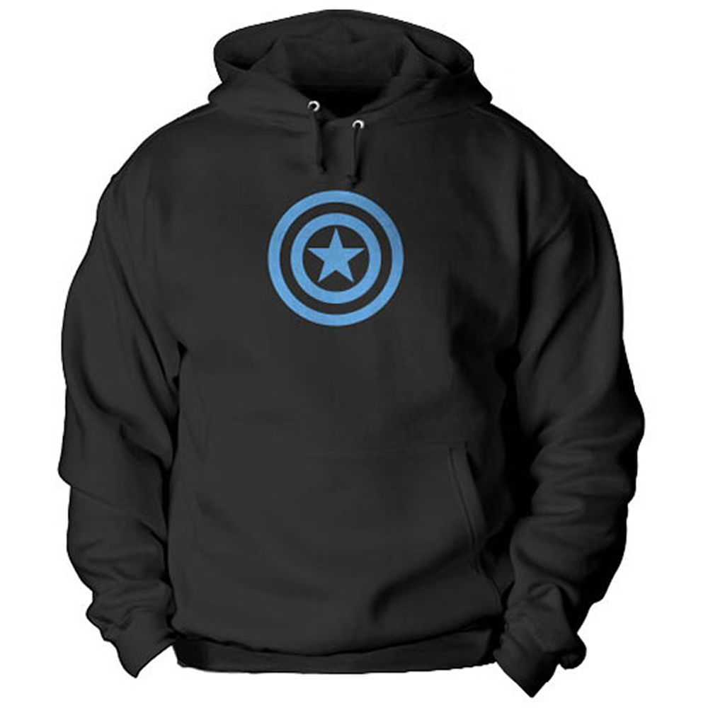 Captain America Hoodie for Adults – Customizable
