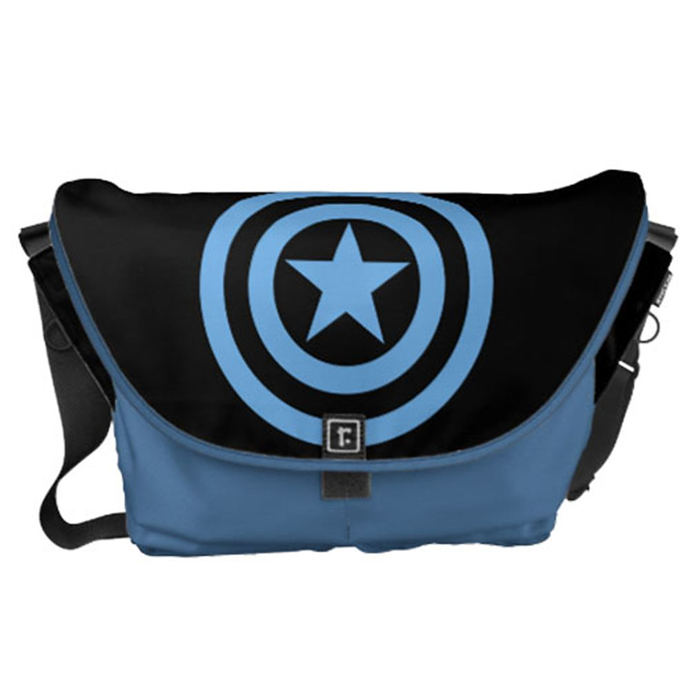Captain America Messenger Bag  Customizable Official shopDisney
