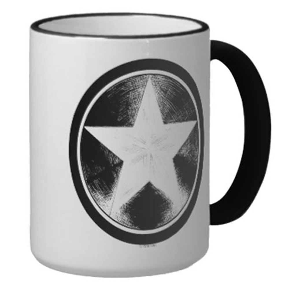 Captain America Mug – Customizable