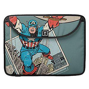 Disney Store Captain America Macbook Pro Sleeve  -  Customizable