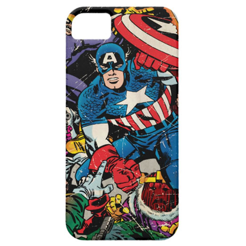 Captain America iPhone 5 Case – Customizable
