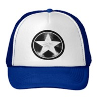 Captain America Trucker Hat for Adults – Customizable