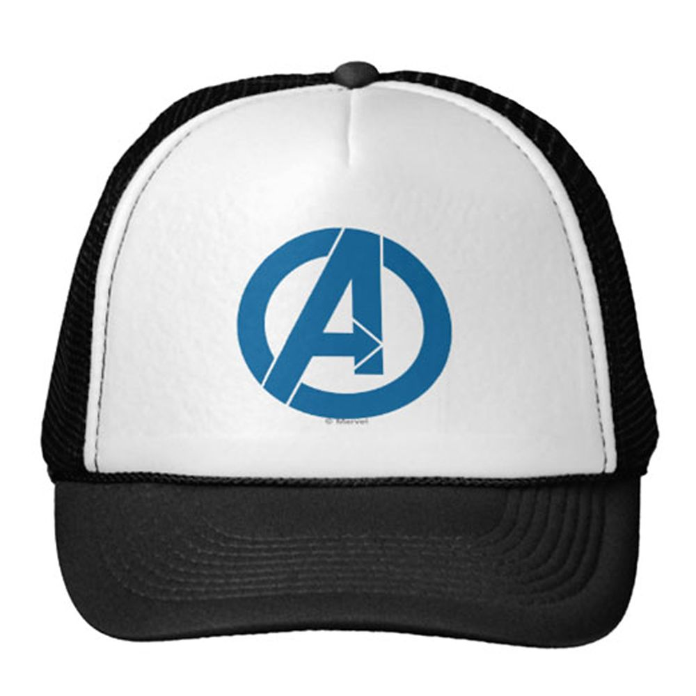 The Avengers Trucker Hat for Adults – Customizable