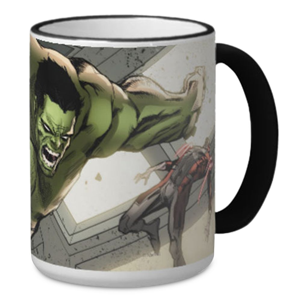 The Incredible Hulk Mug – Customizable