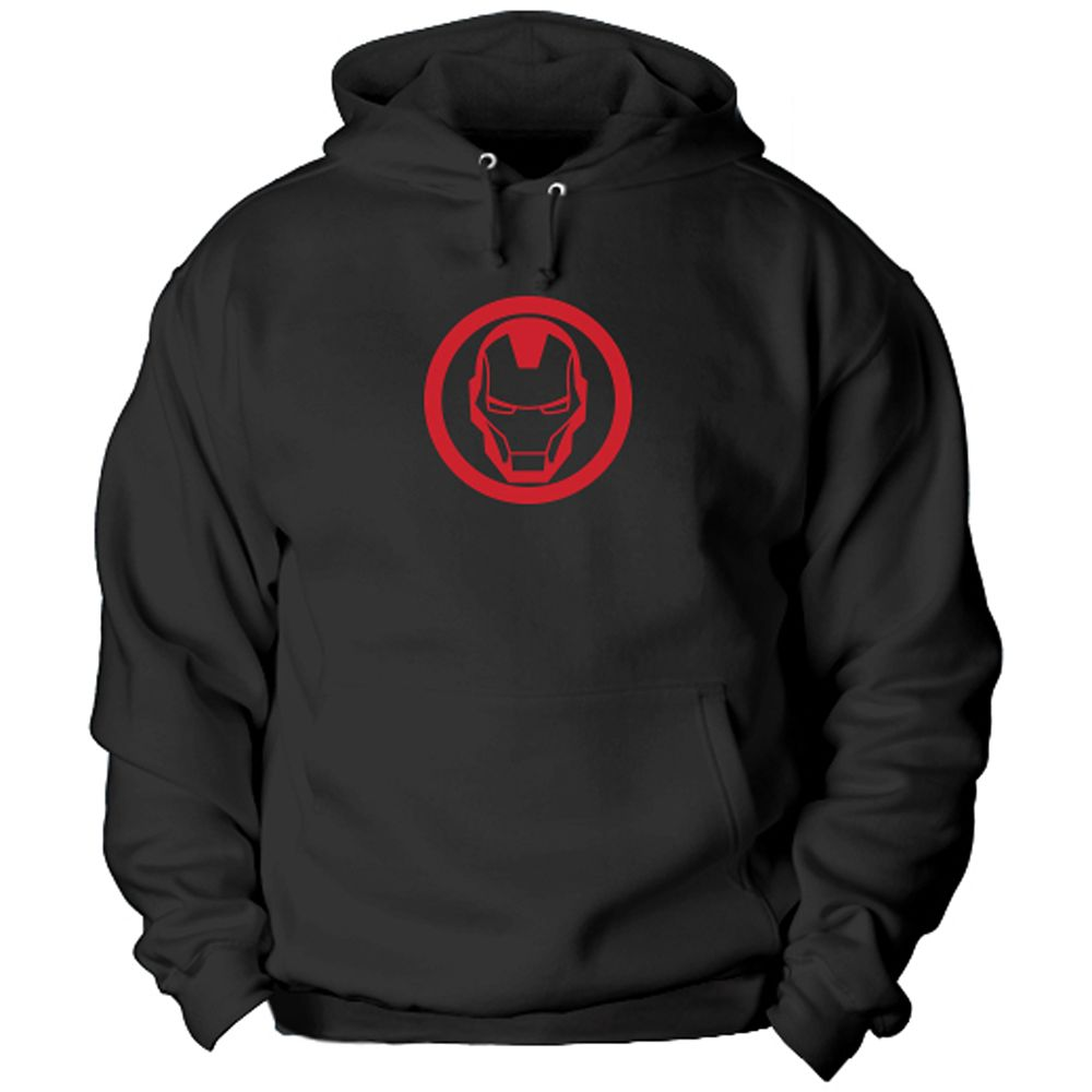Iron Man Hoodie for Adults  Customizable Official shopDisney