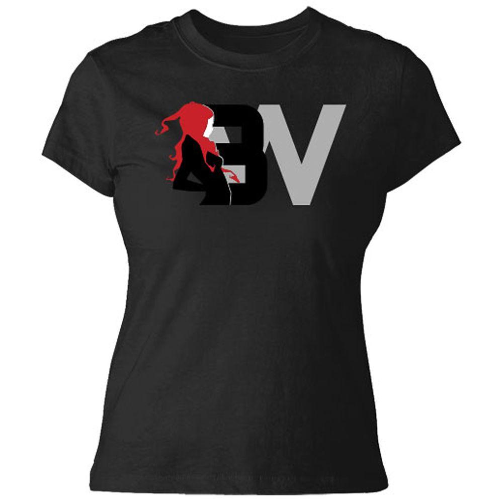 Black Widow Tee for Women – Customizable