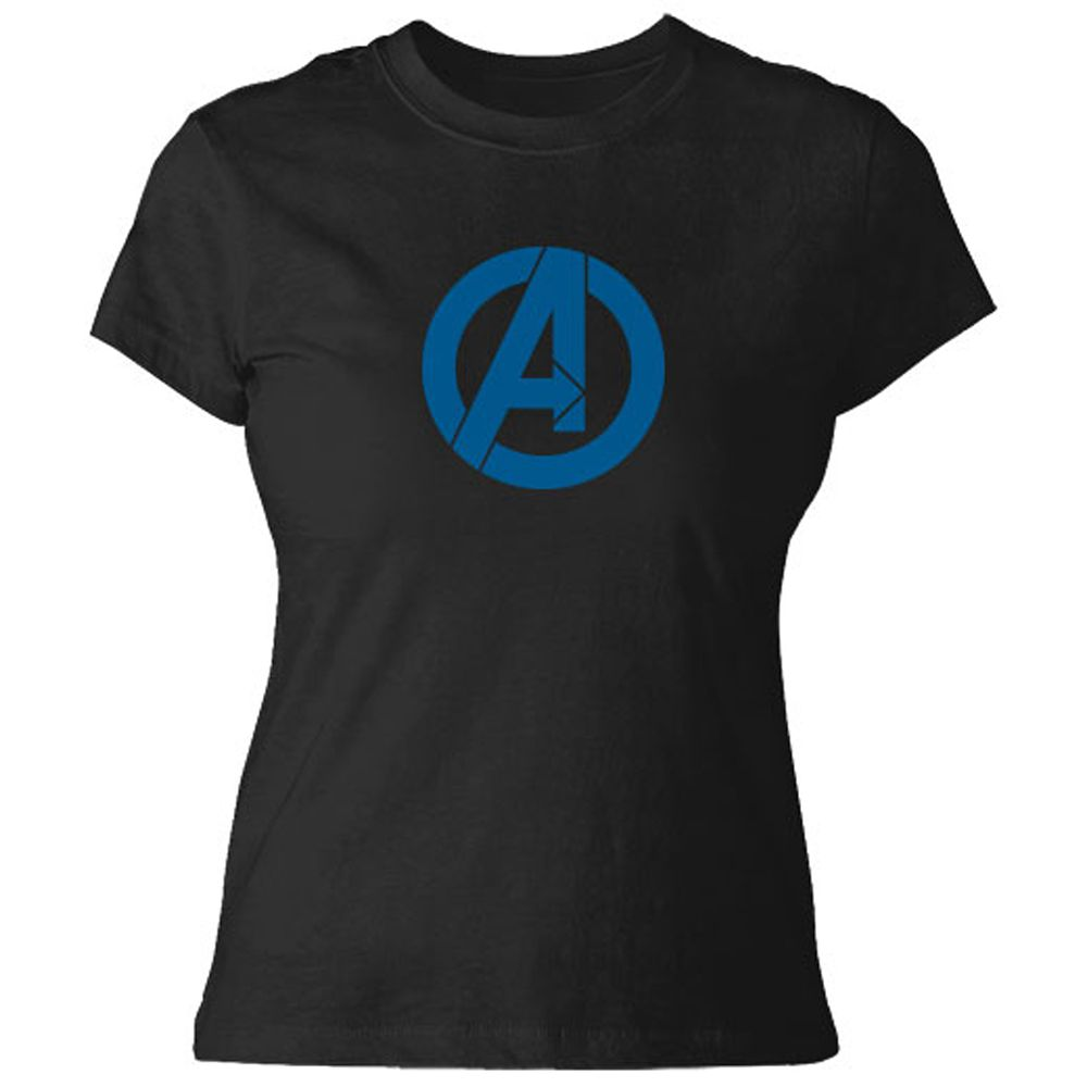 The Avengers Logo Tee for Women – Customizable