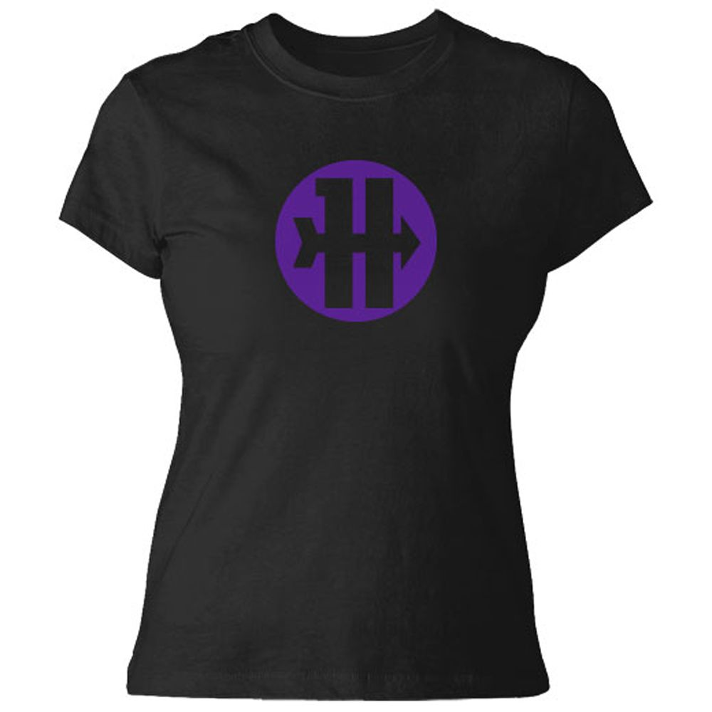 Hawkeye Logo Tee for Women – Customizable
