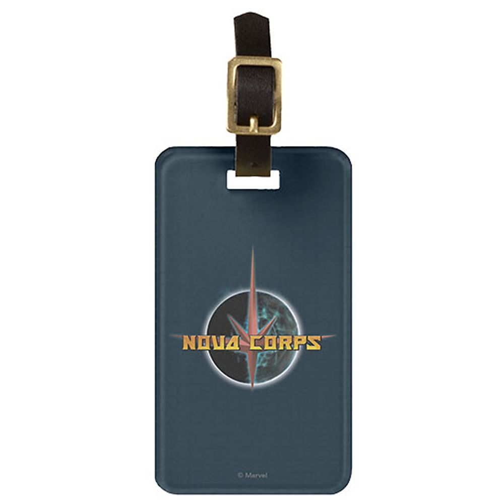 Guardians of the Galaxy Luggage Tag  Customizable Official shopDisney