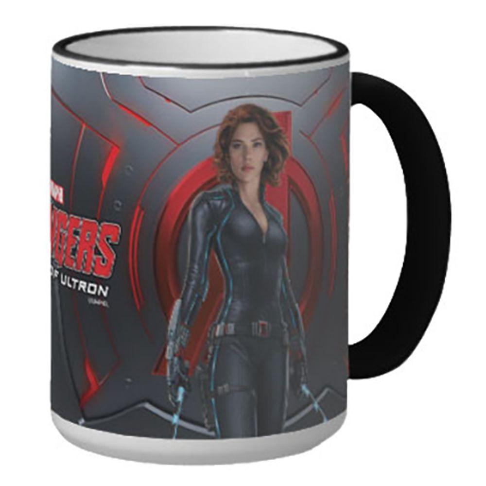 Black Widow Mug – Marvel's Avengers: Age of Ultron – Customizable