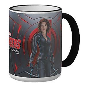 Black Widow Mug - Marvel's Avengers: Age of Ultron - Customizable 7200000910ZESP