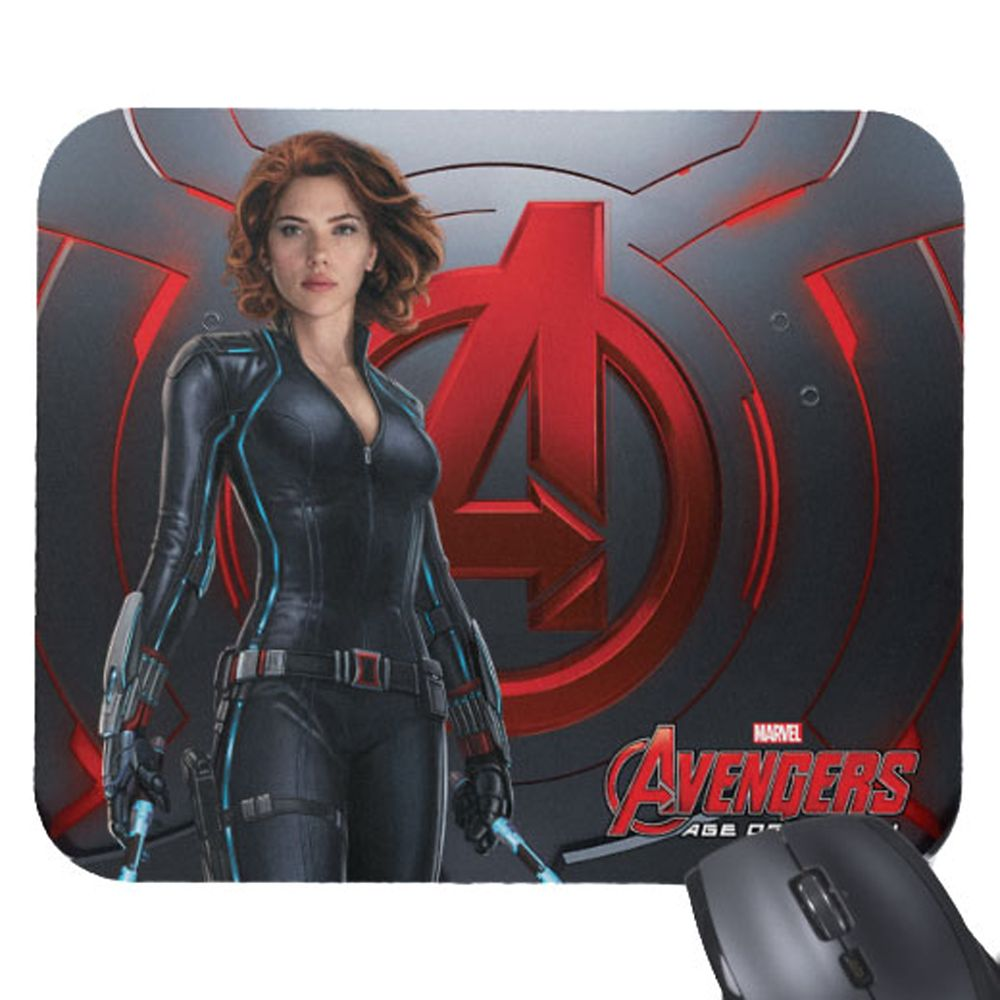 Black Widow Mouse Pad – Marvel's Avengers: Age of Ultron – Customizable