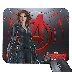 Black Widow Mouse Pad - Marvel's Avengers: Age of Ultron - Customizable 7200000917ZESP