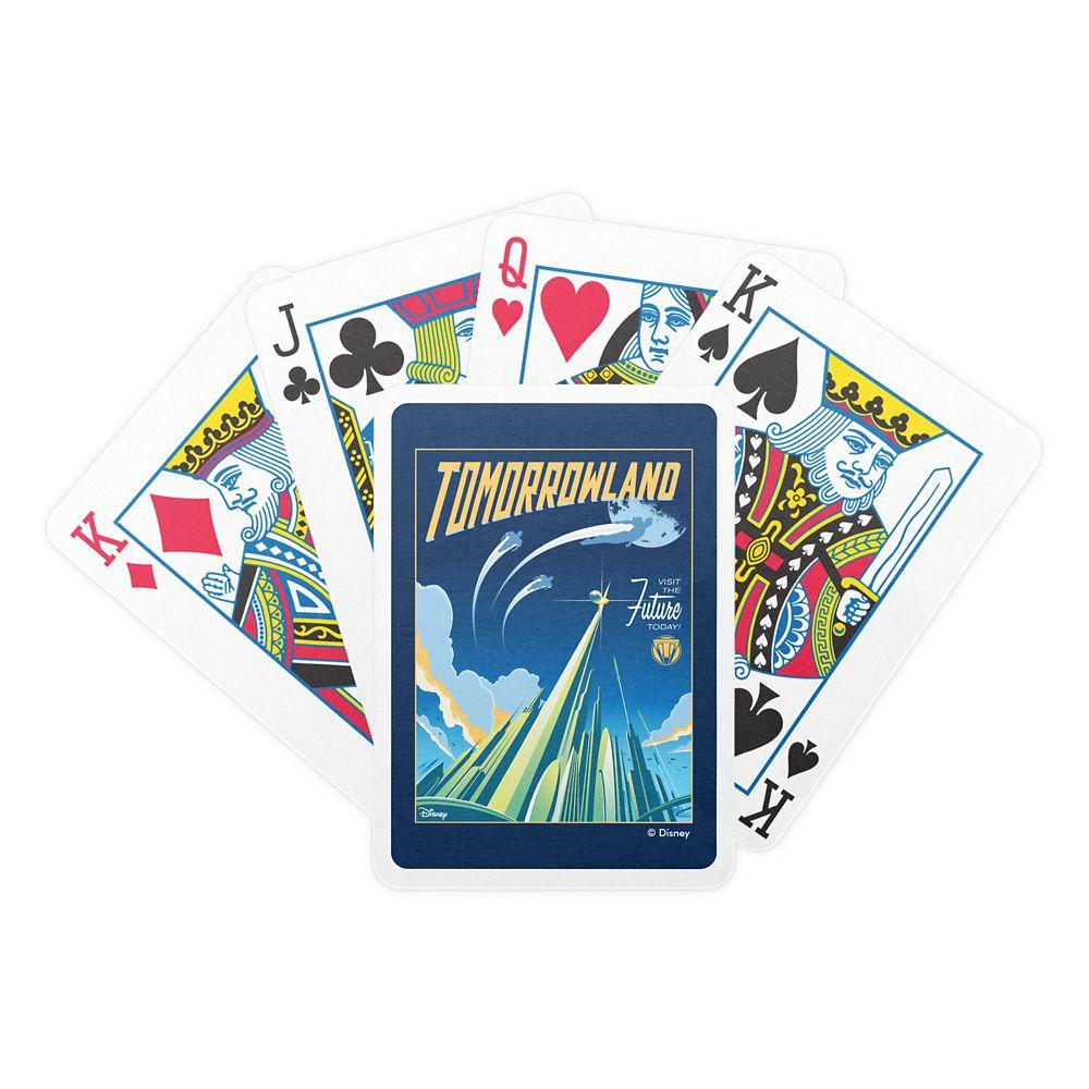 Tomorrowland Playing Cards – Customizable