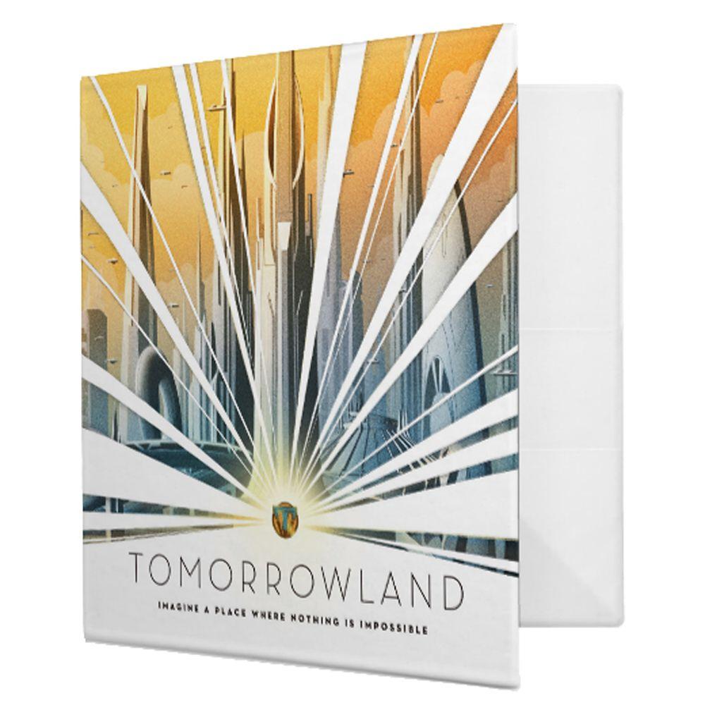Tomorrowland Binder – Customizable