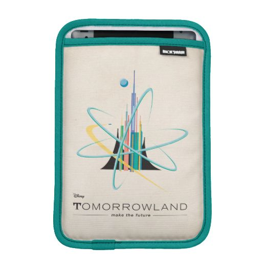 Tomorrowland iPad Mini Sleeve  Customizable Official shopDisney