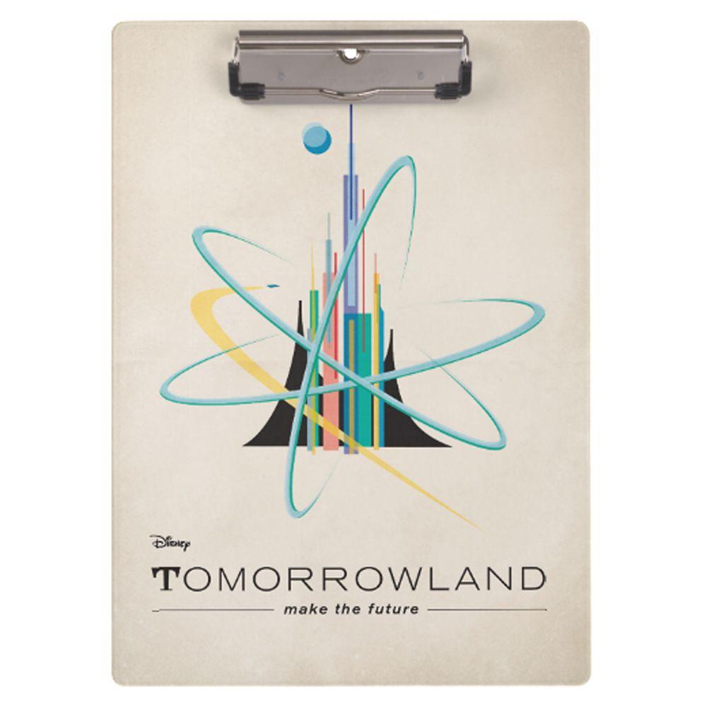Tomorrowland Clipboard – Customizable