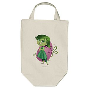 Disgust Canvas Tote Bag - Disney•Pixar Inside Out - Customizable 7200000932ZESP
