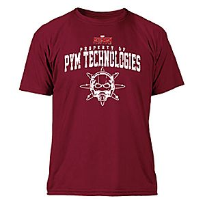 """Ant-Man """"Property of Pym Technologies"""" Tee for Men – Customizable"""