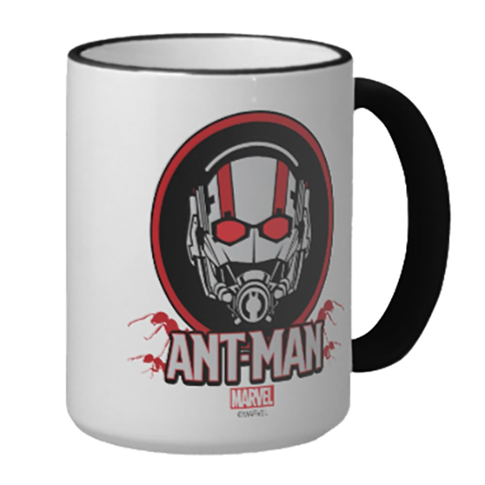 Ant-Man Ringer Mug  Customizable Official shopDisney