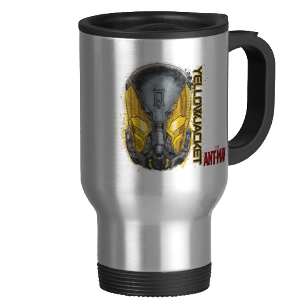Yellowjacket Travel Mug – Ant-Man – Customizable