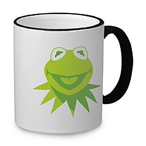 Kermit the Frog Ringer Coffee Mug – Customizable