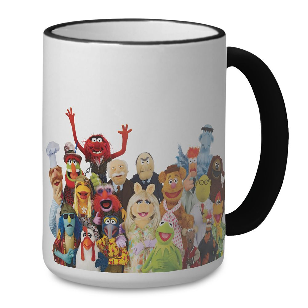 The Muppets Ringer Coffee Mug – Customizable