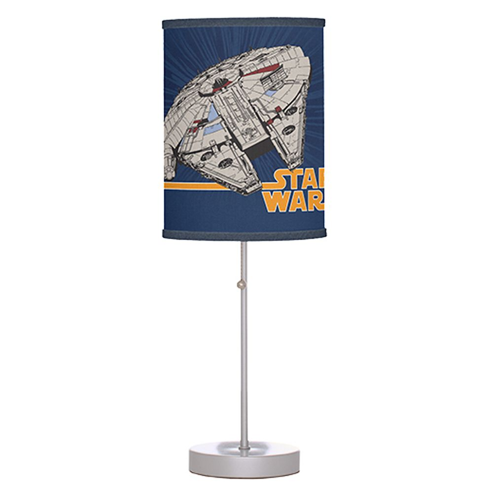 Millennium Falcon Lamp – Star Wars: The Force Awakens – Customizable
