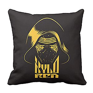 Kylo Ren Pillow - Star Wars: The Force Awakens - Customizable 7200000982ZESP
