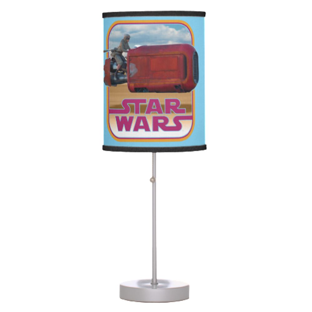 Rey and Speeder Lamp  Star Wars: The Force Awakens  Customizable Official shopDisney