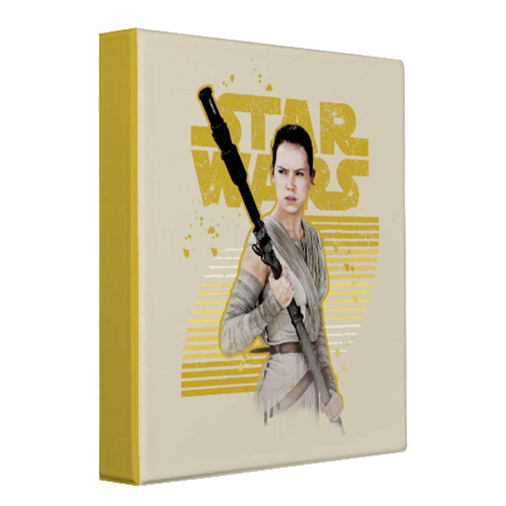 Rey Binder – Star Wars: The Force Awakens – Customizable