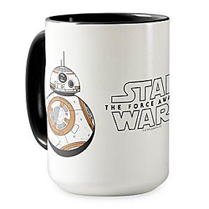 BB-8 Ringer Mug – Star Wars: The Force Awakens – Customizable