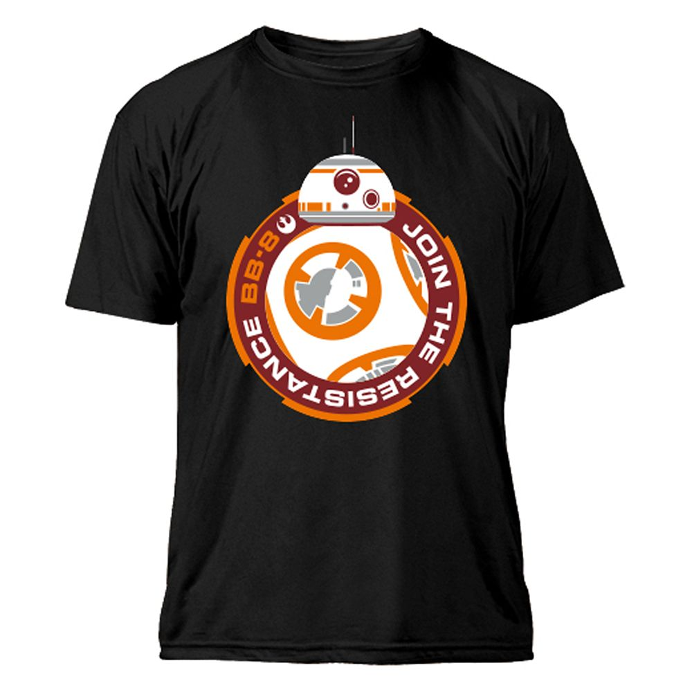 BB-8 Tee for Men – Star Wars: The Force Awakens – Customizable