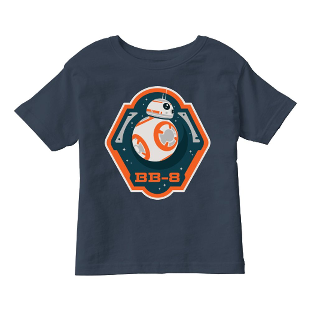 BB-8 Tee for Kids – Star Wars: The Force Awakens – Customizable