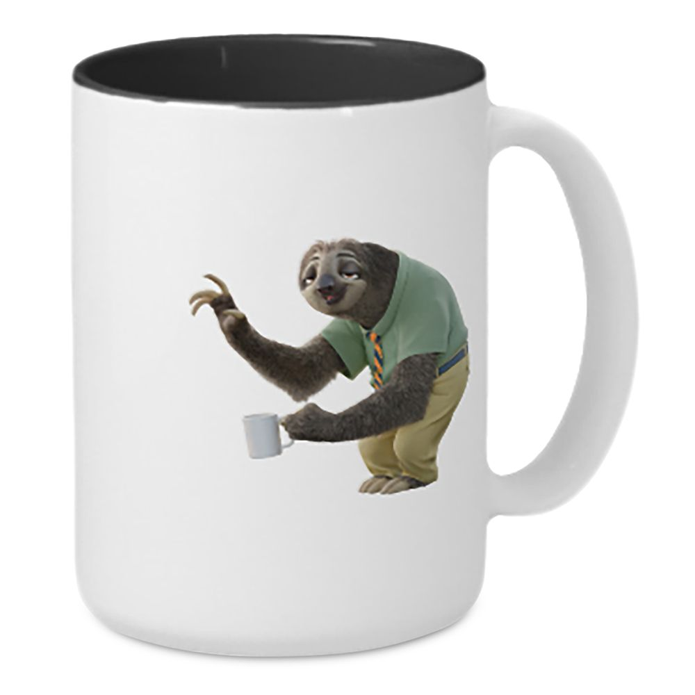 Zootopia Mug – Customizable