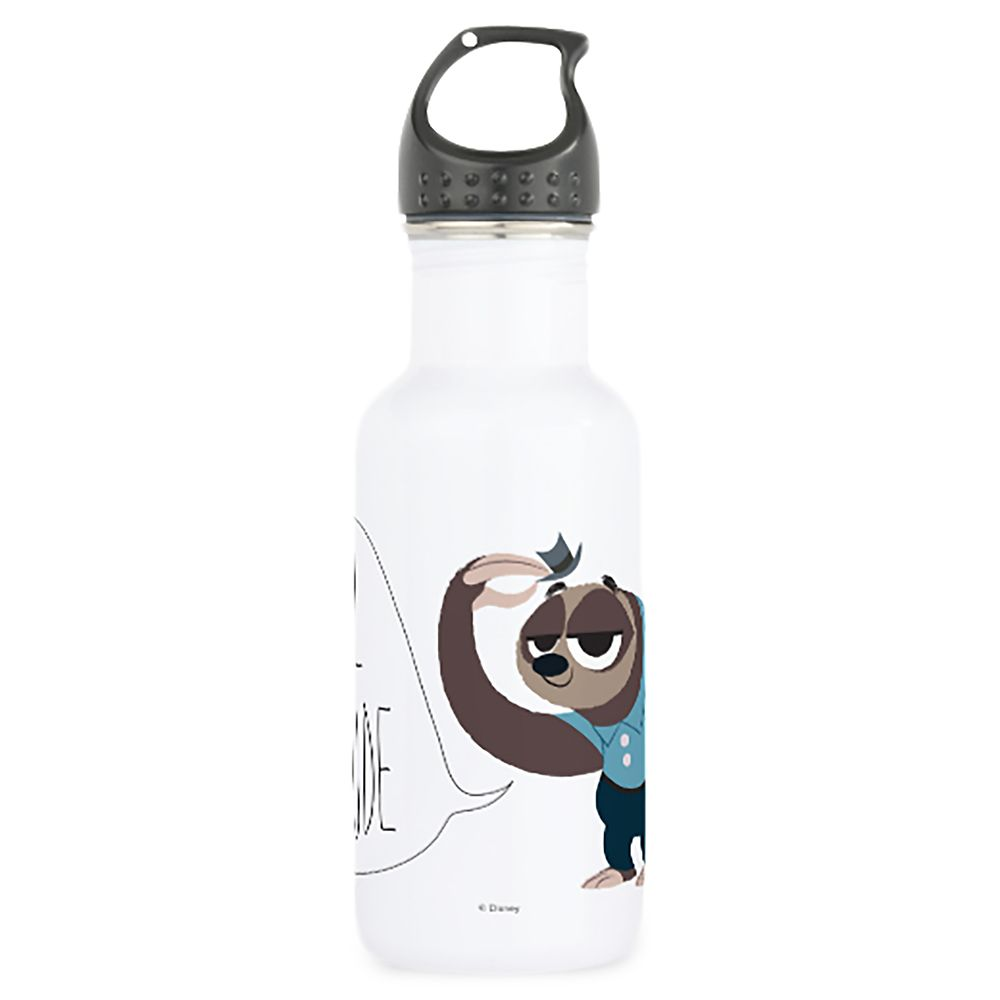 Zootopia Water Bottle – Customizable
