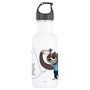Zootopia Water Bottle - Customizable