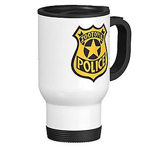 Zootopia Travel Mug - Customizable
