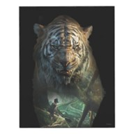 The Jungle Book Wood Wall Panel – Customizable