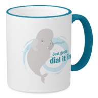 Bailey Ringer Mug – Finding Dory – Customizable