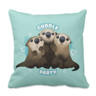 Otters Pillow – Finding Dory – Customizable