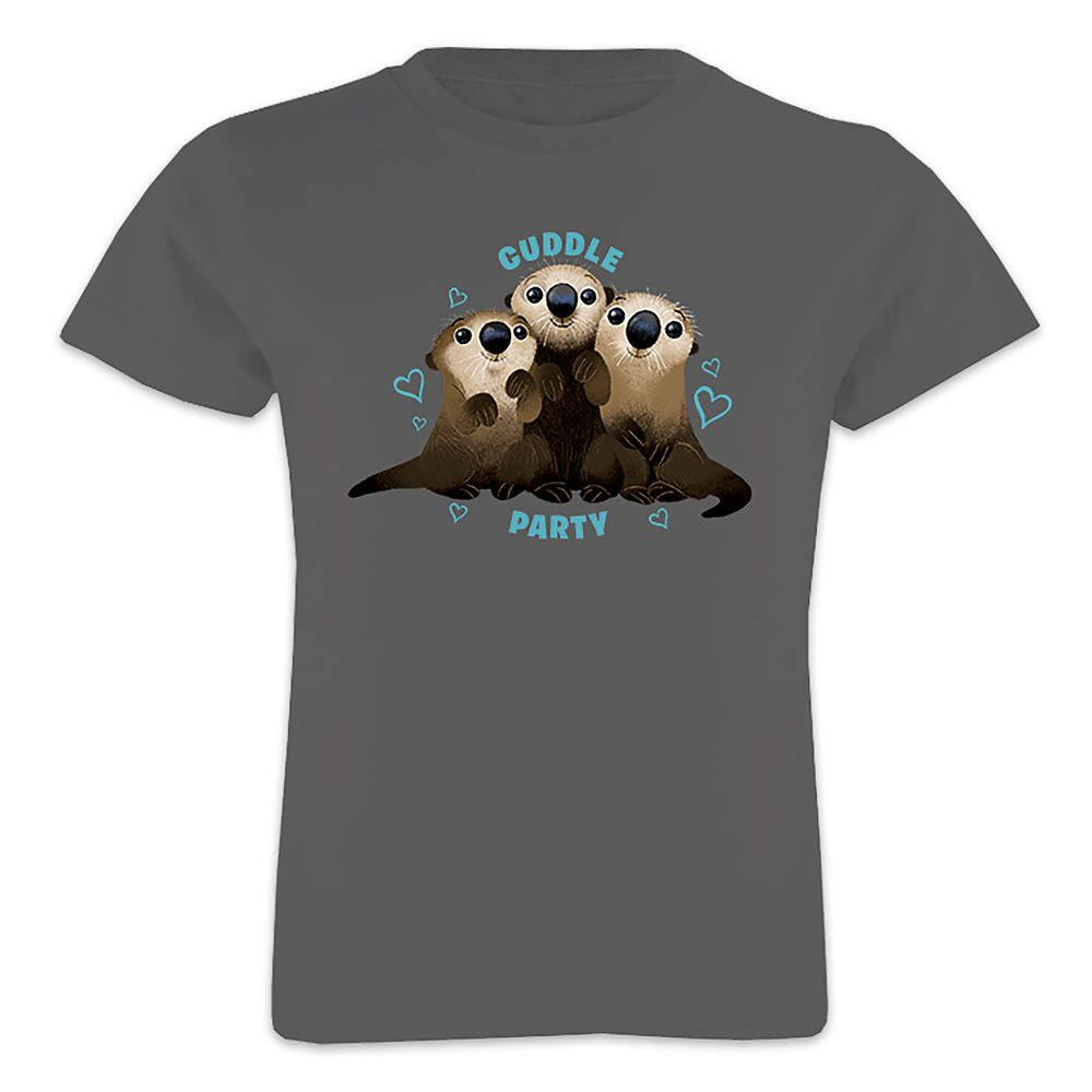 Otters Tee for Girls  Finding Dory  Customizable Official shopDisney
