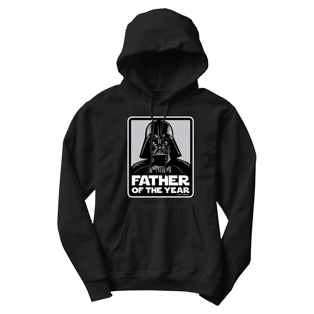 Darth Vader Father of the Year Hoodie for Men – Star Wars – Customizable