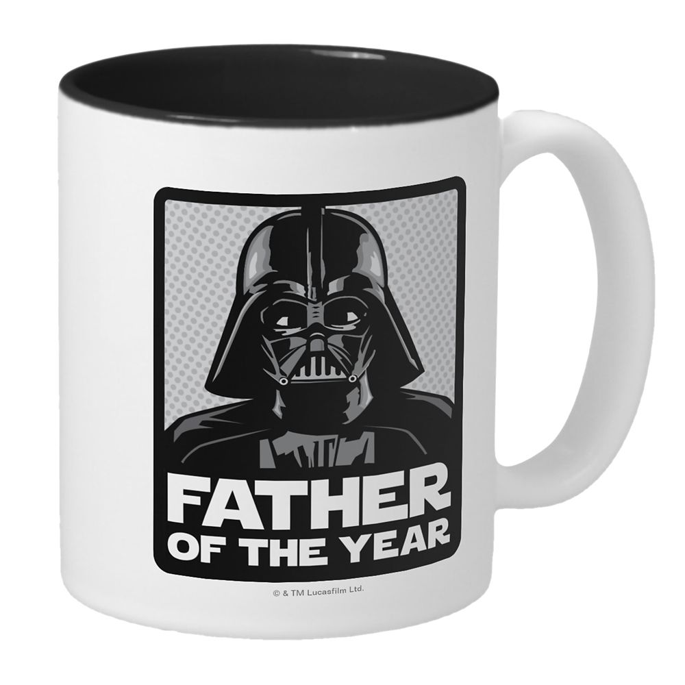 Darth Vader Father of the Year Mug  Star Wars  Customizable Official shopDisney