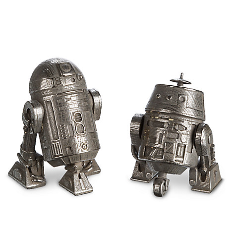 Star Wars 3D Printed Premium Droid Figure - Customizable