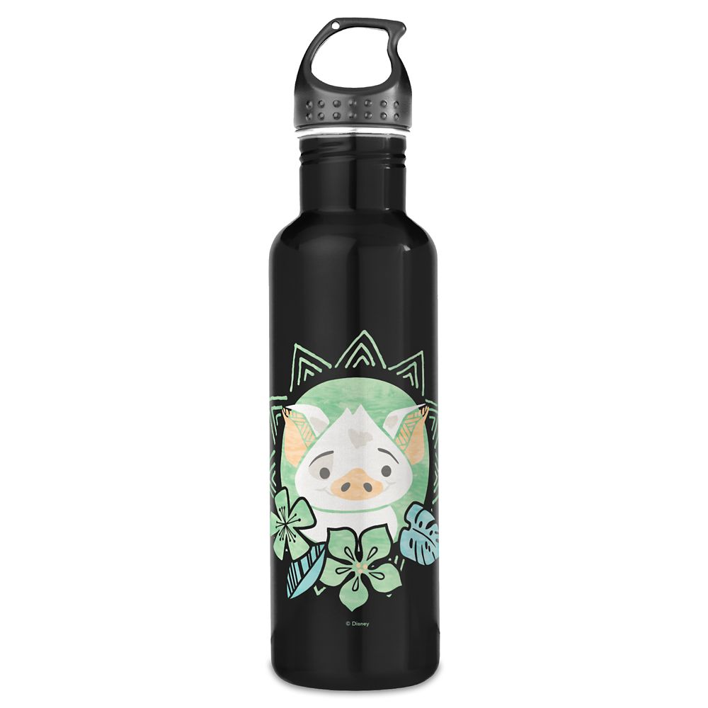 Pua Water Bottle – Disney Moana – Customizable